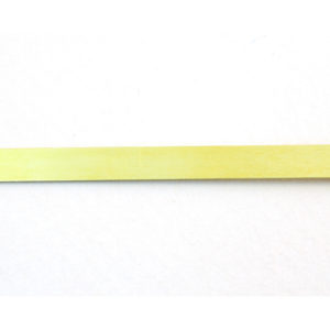 "30ga x 1/8"" Dead Soft 14k Yellow Gold Bezel Wire"