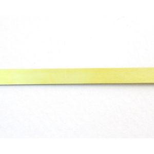 "30ga x 3/16"" Dead Soft 14k Yellow Gold Bezel Wire"