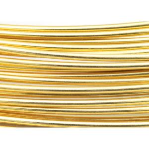 22ga Dead Soft 12k Gold-Fill Round Wire