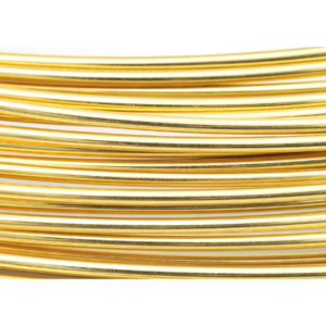22ga Half Hard 12k Gold-Fill Round Wire