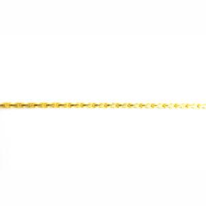 .77mm Bulk Gold-Fill Beading Chain