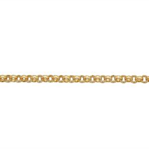 2mm Bulk Gold-Fill Rolo Chain