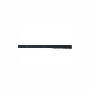"8-ply 42"" Black Deluxe Leather Bolo Tie Cord"