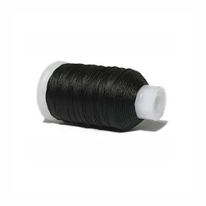 140yd Black Nylon Thread Spool - F