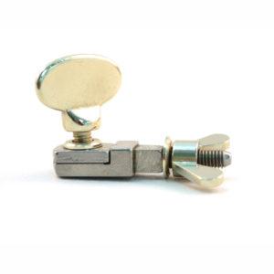 German Saw Frame Lug Nut w/Screw Replacement