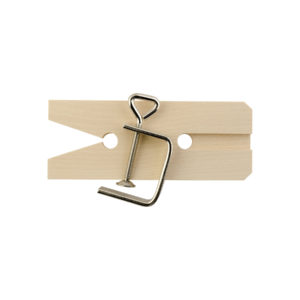 Bench Pin w/V-Slot & Clamp