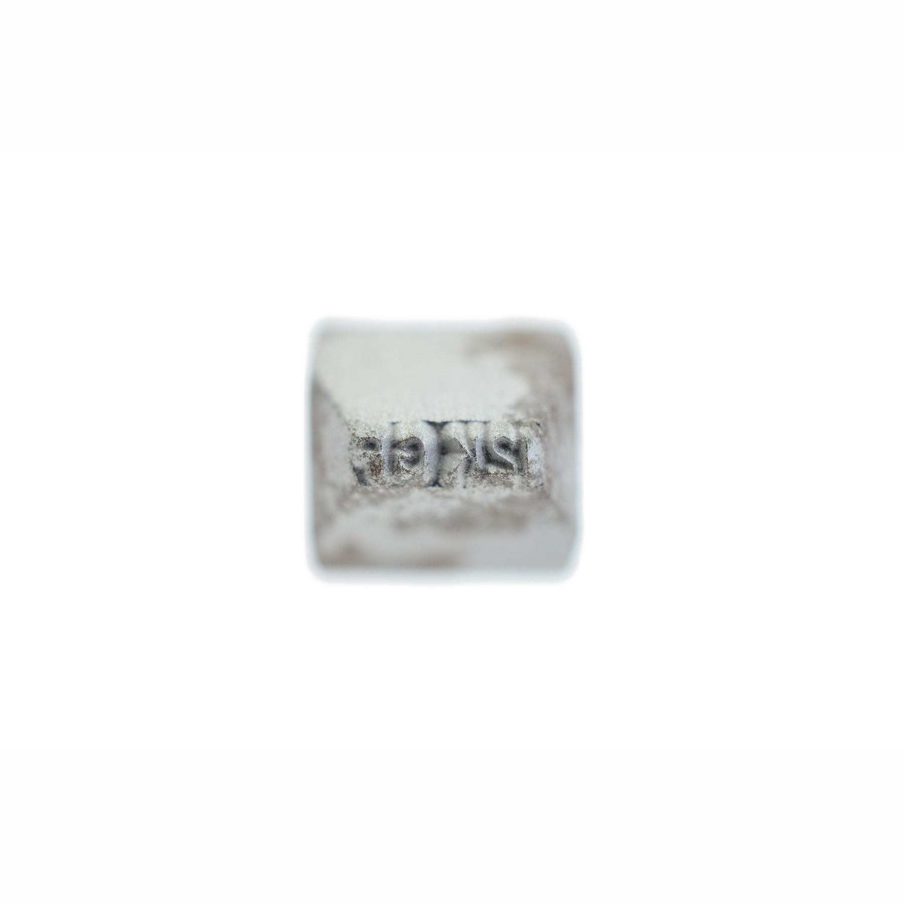 12k GF Straight Hallmark Stamp