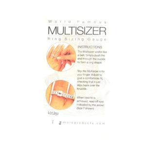 Multisizer US Standard Size Ring Gauge