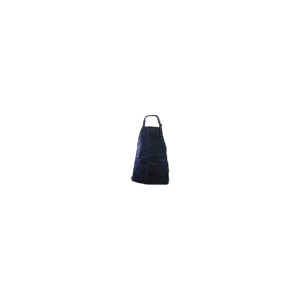 Navy Cotton Apron