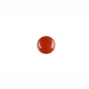3mm Round Carnelian Cabochon