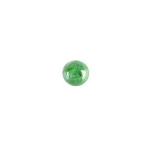 3-3.5mm Round AA Emerald Cabochon