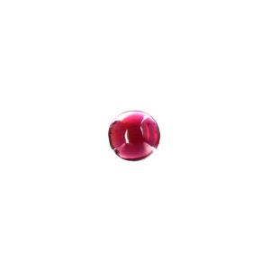 7mm Round Garnet Cabochon