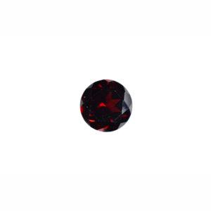 8mm Round Faceted Garnet