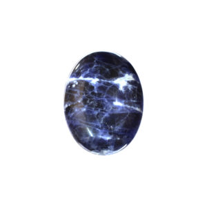 8x10mm Oval Sodalite Cabochon