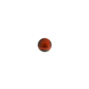 6mm Round Red Tiger's Eye Cabochon