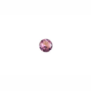 3mm Round AA Faceted Pink Tourmaline