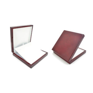 Deluxe Rosewood Necklace Box