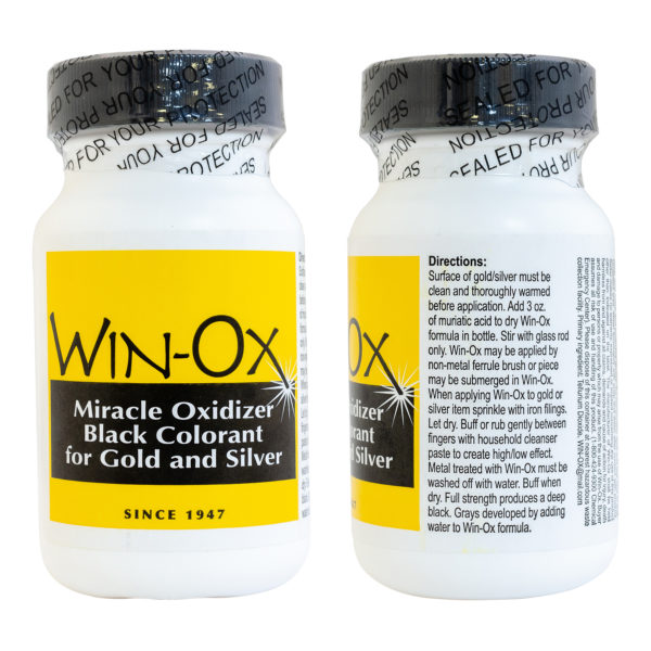 Win-Ox: Miracle Oxidizer